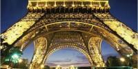 Chan thap Eiffel