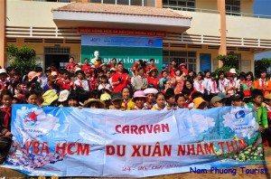 Những Hình Ảnh Chuyến Caravan YBA HCM – Du Xuân Nhâm Thìn