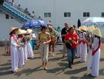 2008 – Năm thu hút tàu biển du lịch