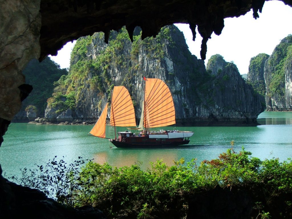 du lich vinh ha long