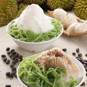 Thưởng thức món chè Cendol của đất nước Indonesia