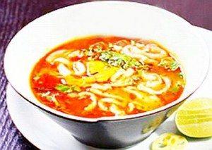 Bánh canh Quảng Bình