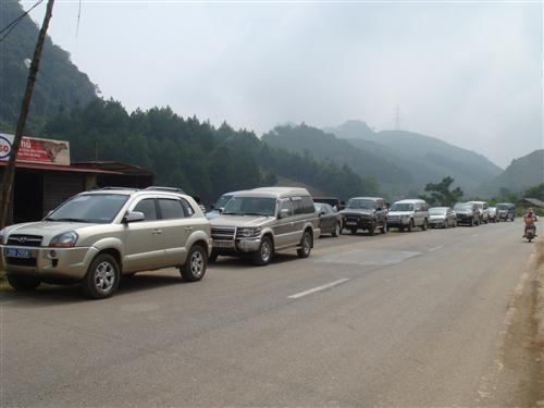 Caravan xuyen Dong Duong