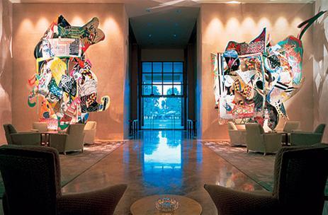 Khach san Ritz - Carlton