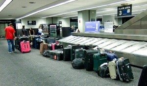 Chuẩn bị hành lý khi đến Mỹ