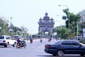 Những nẻo đường qua Lào