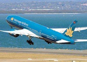 Vietnam Airlines giảm giá vé trên đường bay Châu Âu