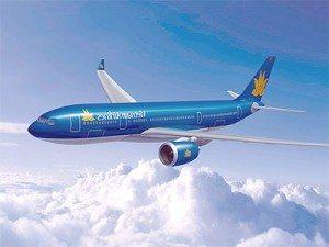 Vietnam Airlines khuyến mãi cho hành khách đi Nhật