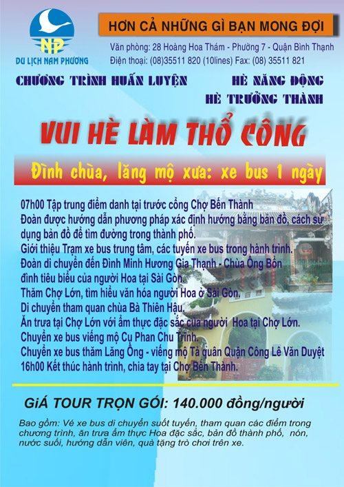 Vui he lam tho cong