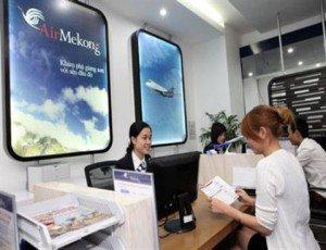 Air Mekong: Khuyến mại nhân ngày Lễ tình nhân