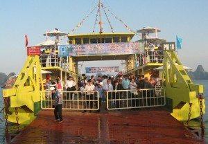 Bến du thuyền đầu tiên tại Việt Nam hoạt động
