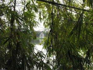 Hồ Gươm, mùa thu 999