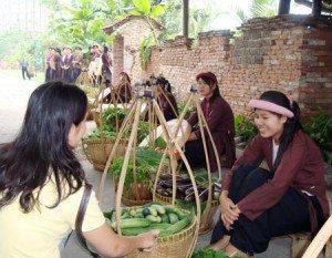 Lễ hội 'Ẩm thực Thăng Long trong lòng Nam bộ'