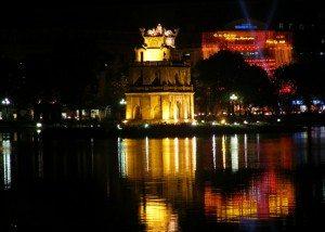 'Đêm huyền ảo hồ Gươm' mừng Thăng Long 1.000 năm tuổi