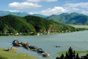 Núi Hồng – Sông Lam danh lam thắng cảnh xứ Nghệ