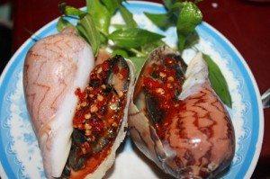 7 món ốc, sò nướng được ưa thích ở Sài Gòn