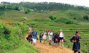 Sa Pa: 1 trong 10 điểm đi bộ hấp dẫn nhất thế giới