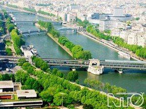 Sông Seine – Một trong những biểu tượng đặc trưng của nước Pháp