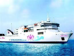 Tàu biển cao tốc Hoa Sen: Hành trình mới ghé Nha Trang