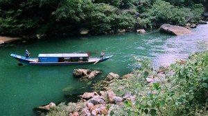 Dạo chơi trên sông Chày
