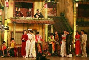 Đêm hội Thăng Long tái hiện 'ký ức nghìn năm'