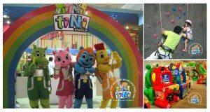 Tặng vé vào cổng khu vui chơi tiNiWorld cho trẻ em