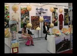 Việt Nam lần đầu dự triển lãm du lịch Daegu-Gyeongbuk