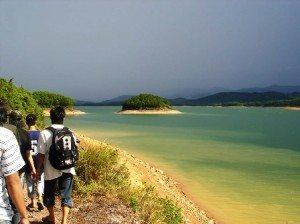Hồ Kẻ Gỗ (Hà Tĩnh): Điểm du lịch sinh thái hấp dẫn du khách