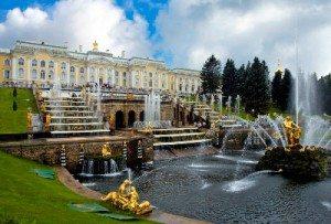 Versailles của nước Nga