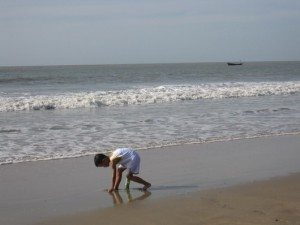 Thú vui dạo biển Bình Thuận mùa thu