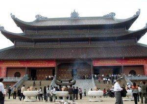 Chiêm ngưỡng chùa Bái Đính