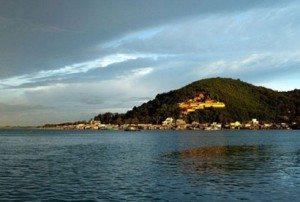 Một thoáng biển đảo Kiên Giang