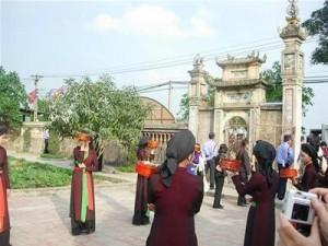 Đình làng Bình Cầu (Bắc Ninh) – Một di tích văn hóa cổ kính