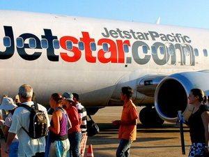 Jetstar mở bán vé máy bay giá rẻ đường bay nội địa