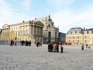 Versailles hoành tráng và bi thương