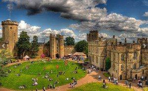 Chiêm ngưỡng những lâu đài lộng lẫy của vương quốc Anh