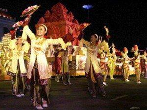 Festival Biển 2011: Sôi động, đặc sắc