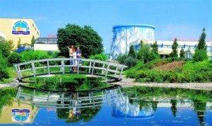 Nhà máy hạt nhân trở thành khu du lịch