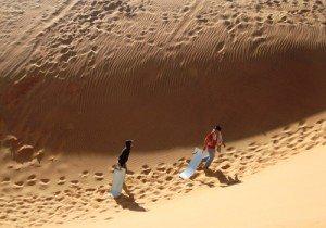 """""""Bay"""" cùng cát ở Mũi Né"""