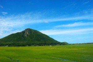 Núi chóp chài – Thắng cảnh đẹp Phú Yên