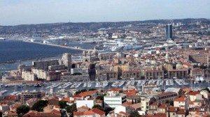 Marseille, thành phố cổ bên bờ Địa Trung Hải