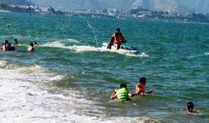 Sẽ siết chặt việc quản lý dịch vụ thể thao, giải trí trên biển