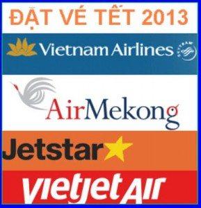 Kinh nghiệm mua vé máy bay Tết