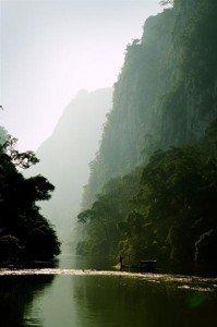 Xuôi dòng sông Gâm