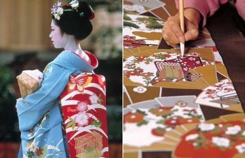 Bieu tuong cua van hoa truyen thong o kyoto