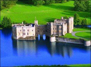 Chiêm ngưỡng vẻ đẹp tuyệt mỹ lâu đài Leeds của nước Anh