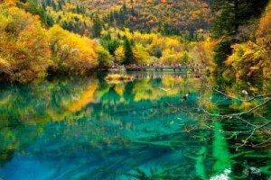 Tham quan Vườn quốc gia Cửu Trại Câu – Trung Quốc