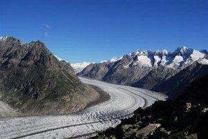 Khám phá biển băng Jungfraujoch