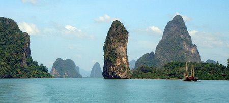 vinh phang nga , thai lan