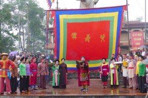Quyết định công nhận lễ hội Yên Thế là Di sản văn hóa phi vật thể Quốc gia